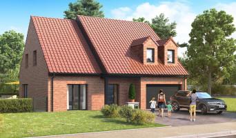 Genech programme immobilier neuve « Le Clos des Saules »  (3)