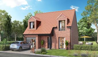 Genech programme immobilier neuve « Le Clos des Saules »  (4)