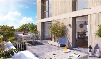 Bordeaux programme immobilier neuf « Bel Air » en Loi Pinel