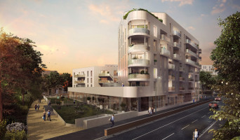Caen programme immobilier neuve « Allure » en Loi Pinel  (2)