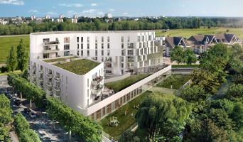 Caen programme immobilier neuve « Allure » en Loi Pinel  (3)