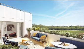 Caen programme immobilier neuve « Allure » en Loi Pinel  (4)