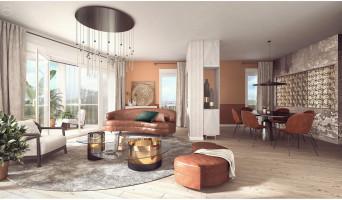 Caen programme immobilier neuve « Allure » en Loi Pinel  (5)