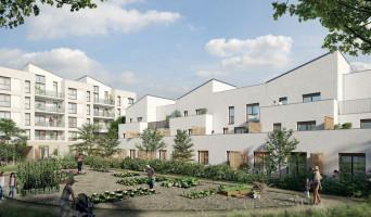 Évry programme immobilier rénové « Amaranthe » en loi pinel