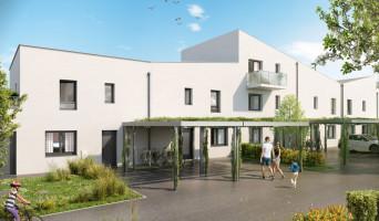 Le Havre programme immobilier neuve « Les Maisons Grand Air »