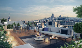Paris programme immobilier neuf « Atelier Versigny » en Loi Pinel