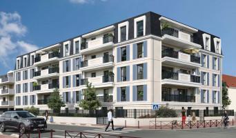 Montfermeil programme immobilier rénové « Équation » en loi pinel