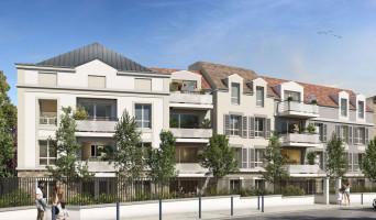 Villemomble programme immobilier rénové « Villa Mermoz » en loi pinel