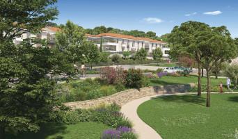 Ollioules programme immobilier rénové « Parc Saint-Roch » en loi pinel