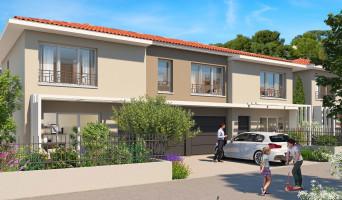 Ollioules programme immobilier neuve « Parc Saint-Roch » en Loi Pinel  (2)