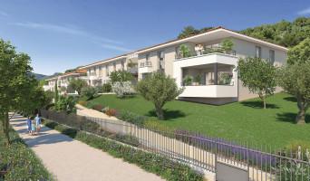 Ollioules programme immobilier neuve « Parc Saint-Roch » en Loi Pinel  (3)