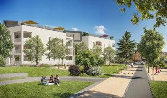 Saint-Genis-les-Ollières programme immobilier neuve « Les Hauts de L'Ouest » en Loi Pinel