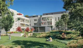 Saint-Genis-les-Ollières programme immobilier neuve « Les Hauts de L'Ouest » en Loi Pinel  (2)