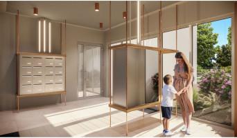 Saint-Genis-les-Ollières programme immobilier neuve « Les Hauts de L'Ouest » en Loi Pinel  (4)