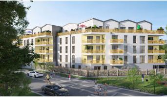 Villepinte programme immobilier rénové « Le 41 » en loi pinel