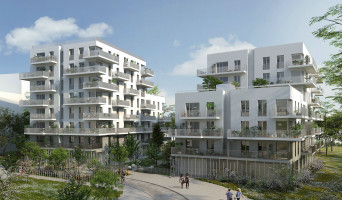 Cergy programme immobilier rénové « Angle de Vue » en loi pinel