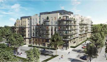 Châtenay-Malabry programme immobilier rénové « Mimèsis » en loi pinel