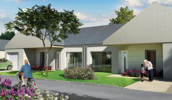 Bourges programme immobilier rénové « La Promenade Jacques Brel »