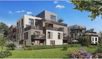 Oberhausbergen programme immobilier rénové « Les Terrasses O vert » en loi pinel