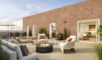 Amiens programme immobilier rénové « Ysatis » en loi pinel