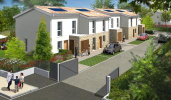 Villenave-d'Ornon programme immobilier rénové « Garden'Side »