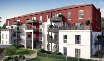 Nancy programme immobilier neuf « Nova » en Loi Pinel