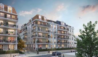 Chelles programme immobilier rénové « Faubourg Canal B » en loi pinel