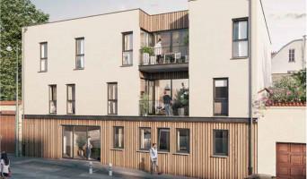 Reims programme immobilier rénové « Jardin Ponsardin » en loi pinel