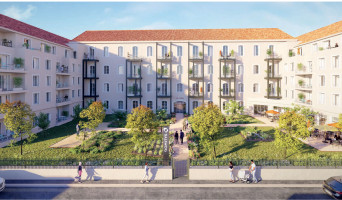 Châtellerault programme immobilier neuf « RSS Les Trèfles