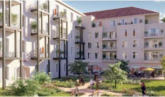 Châtellerault programme immobilier neuve « RSS Les Trèfles »  (2)