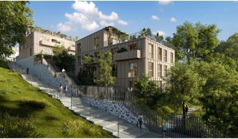Montreuil programme immobilier rénové « Domaine sous Bois » en loi pinel