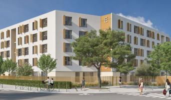 Montpellier programme immobilier rénové « Campus Millenium »