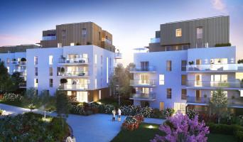 Viry programme immobilier neuve « Origami » en Loi Pinel  (2)