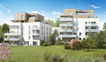 Viry programme immobilier neuve « Origami » en Loi Pinel  (3)