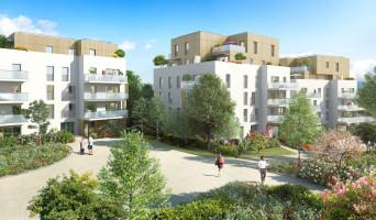 Viry programme immobilier neuve « Origami » en Loi Pinel  (4)