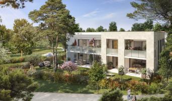 Pessac programme immobilier neuf « Le Parc Habité » en Loi Pinel