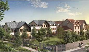 Saint-Rémy-lès-Chevreuse programme immobilier rénové « L'Écrin des Chênes » en loi pinel