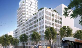 Marseille programme immobilier neuve « Euromediterranée Les Fabriques - Prix Maitrisés »  (2)