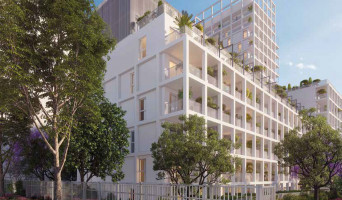 Marseille programme immobilier neuve « Euromediterranée Les Fabriques - Prix Maitrisés »  (3)