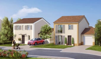 Nointel programme immobilier rénové « Le Hameau Fleuri »