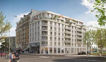 Saint-Ouen-sur-Seine programme immobilier neuf « Réciproque - Ouest