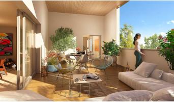 Toulouse programme immobilier rénové « Rive du Parc » en loi pinel