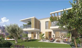 Toulon programme immobilier neuve « Clairière du Cap » en Loi Pinel  (3)