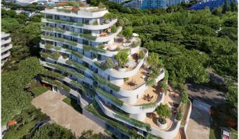 La Grande-Motte programme immobilier neuve « Cobá » en Loi Pinel