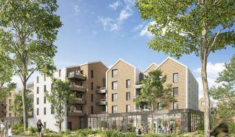 Bruges programme immobilier rénové « Hévéa » en loi pinel