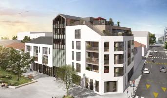 Bordeaux programme immobilier rénové « Atelier Dulamon » en loi pinel