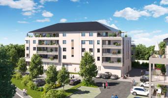 Le Ban-Saint-Martin programme immobilier rénové « Ô Jardin »
