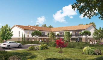 Pont-de-Chéruy programme immobilier rénové « Épicéa » en loi pinel