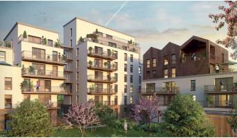 Rennes programme immobilier rénové « Paloma »