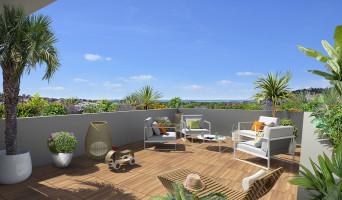 Cogolin programme immobilier rénové « Le Domaine des Ambres » en loi pinel